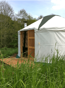 Torquay Yurts | Try something different in Torbay / South Devon