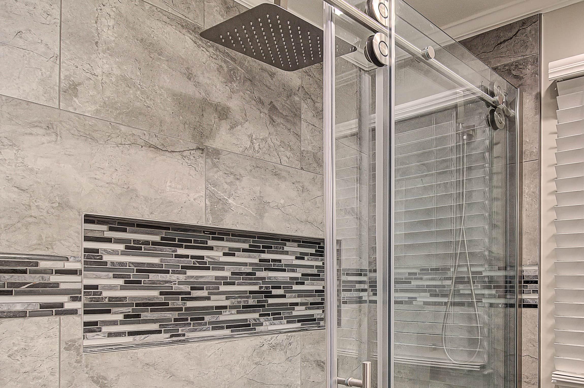 tile shower new vanity winston