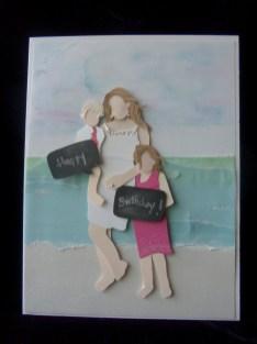 Pastor Cris's card