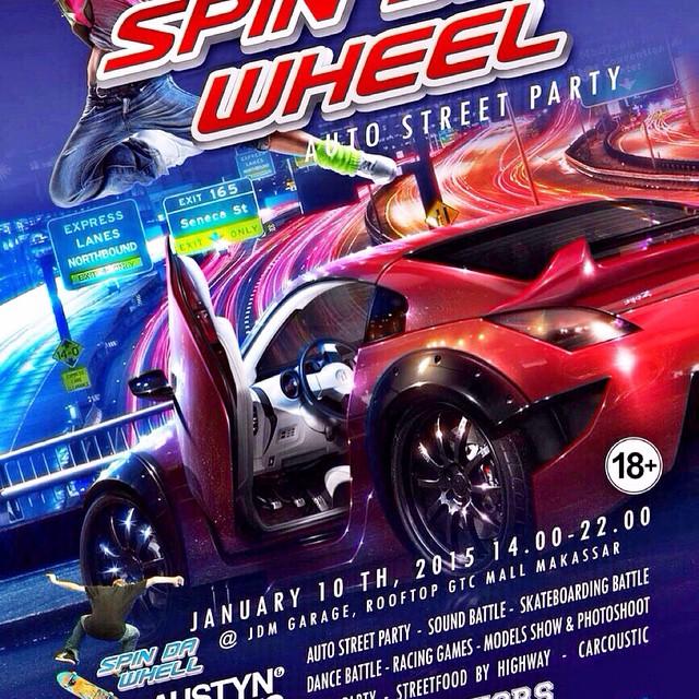spin da wheel
