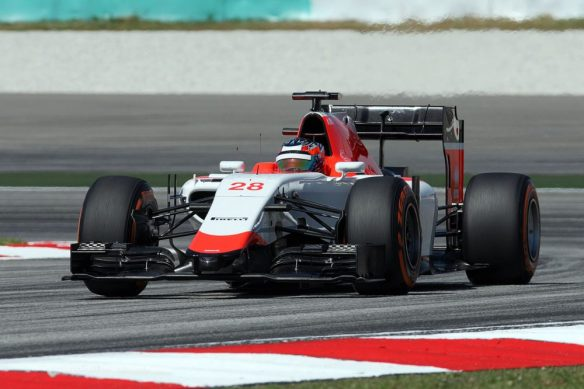 Will Stevens (GBR) Manor Marussia F1 Team. 27.03.2015. Formula 1 World Championship, Rd 2, Malaysian Grand Prix, Sepang, Malaysia, Friday.
