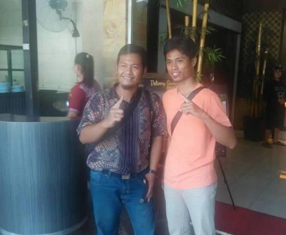 Bersama Irfan Lutfie. Pertamax7.com