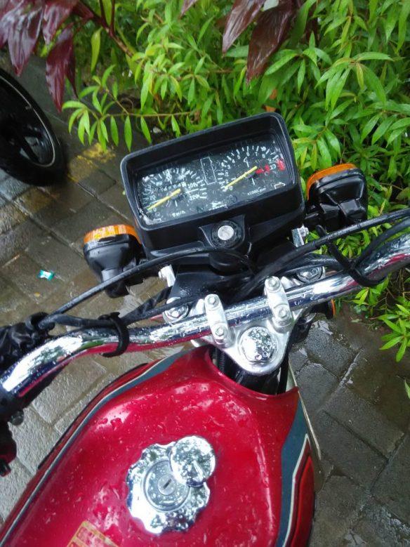 motor garuda