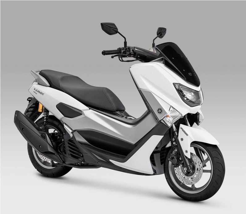 Yamaha NMAX 155 model 2018 White