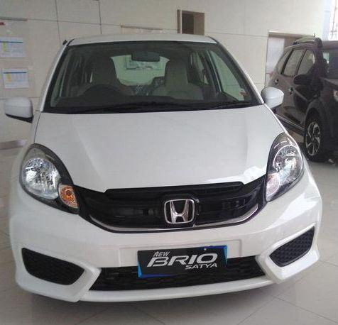 Honda Brio Satya S