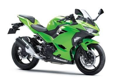 ninja 250 s hijau