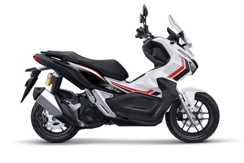 Warna Baru Honda ADV150 2020