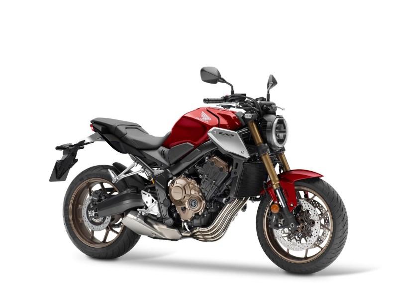 Warna Baru Honda CB650R