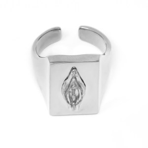 Body Lovers Ring Silver - SCH 434-2