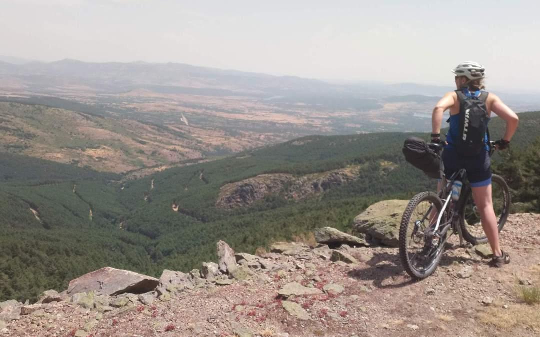 Bikepacking en el Parque Nacional de la Sierra de Guadarrama (I)