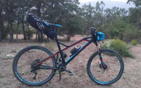 bici bikepacking