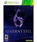 Resident Evil 6 - 01 a 02 jogadores