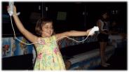 Festa infantil divertida - Rodas da DIversão