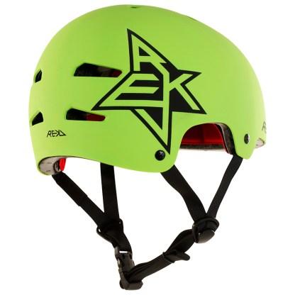 Casco REKD Elite R160 Verde
