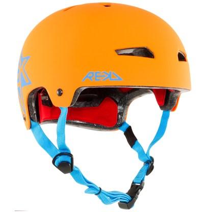 Casco REKD R160 Naranja