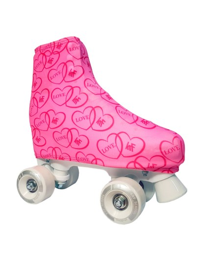 Funda Cubre Patines Love