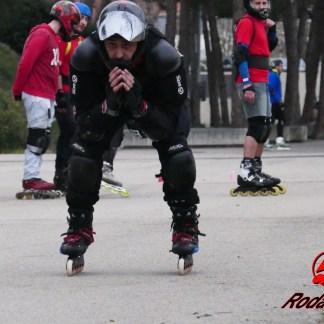 curso de descenso en patines