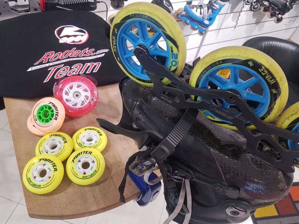 rodats especialistas en patinaje y ruedas