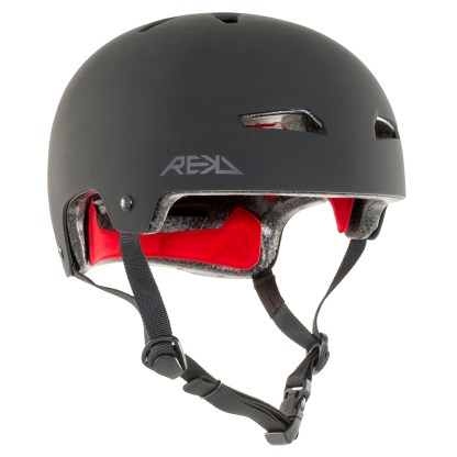 Casco REKD ICON 159 negro