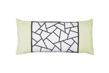GeoBamboo Long Pillow