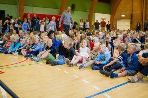 Skolestart Sødalskolen