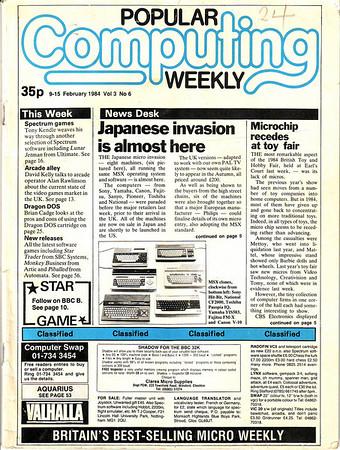 PCW 1984