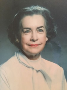 Sue Mitchell Retirement Photo (1987)