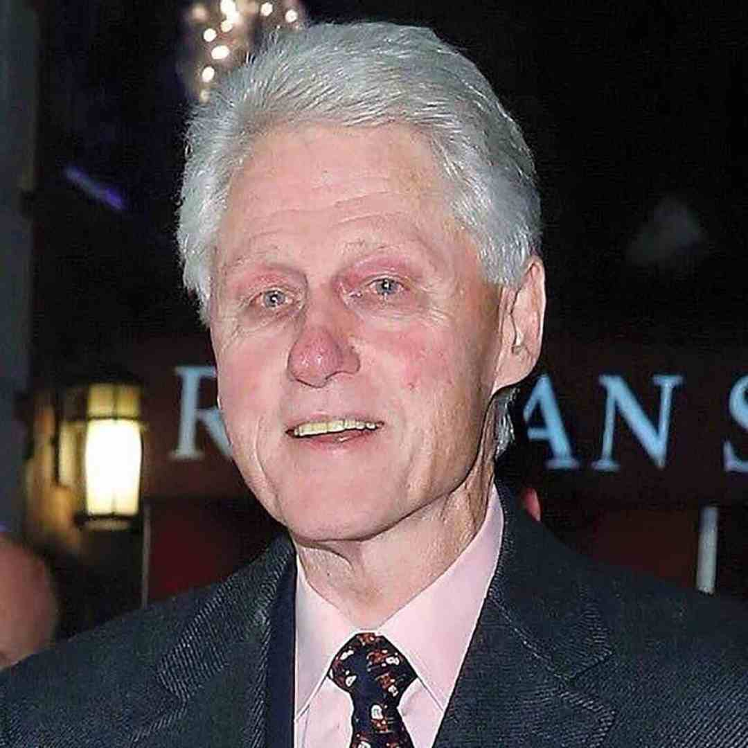 Bill Clinton as Palpatine