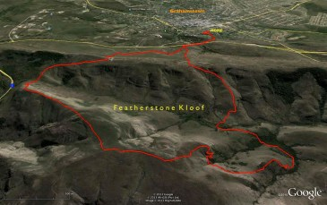 Round of Featherstone Kloof
