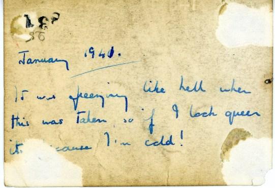 03 Mum January 1941 reverse