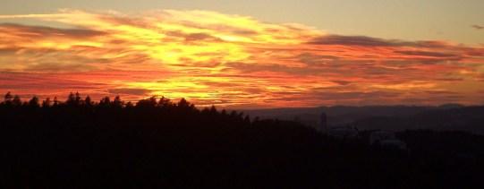 Äsperöd Sunset