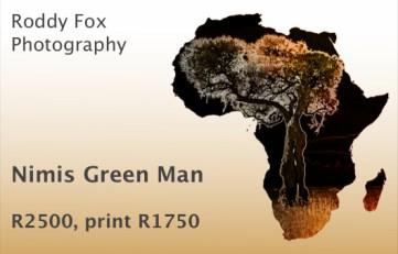 Nimis Green Man Price
