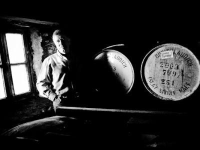 Jim Mcewan shot at Bruichladdich Distillery – Isle of Islay