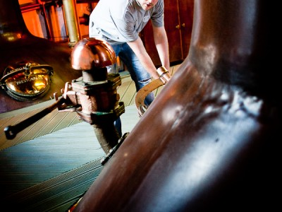 Images shot for Bruichladdich Distillery – Isle of Islay