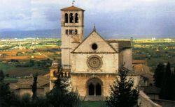 Assisi 05 (Basiliek van Sint-Fransiscus)