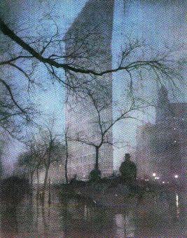 Edward Steichen - Het Flatiron - 1909