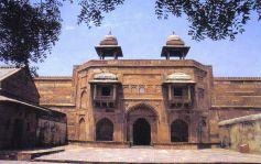 Fatehpur Sikri 04 (paleis van Jodh Bai)