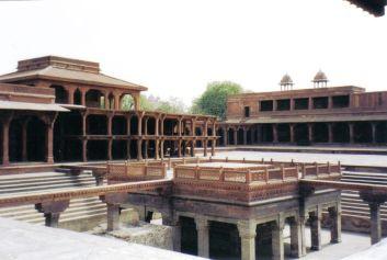 Fatehpur Sikri 06 (Anup Talao)