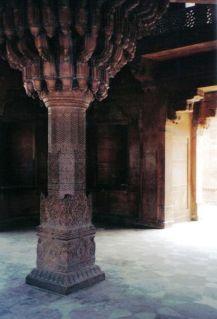 Fatehpur Sikri 15 (Diwan-i-Khas)