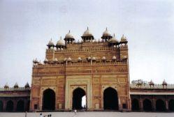 Fatehpur Sikri 22 (toegangspoort)