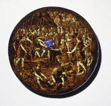 Italiaans schild - 1470