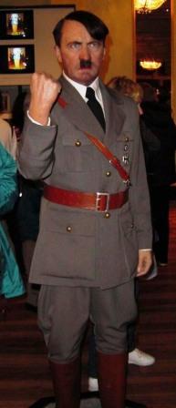 Mme Tussaud 8 (Adolf Hitler)