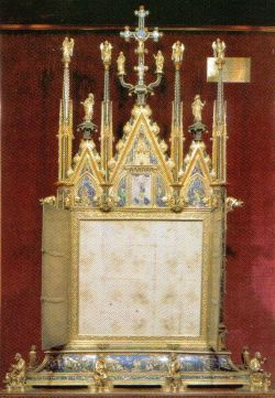 Orvieto 05 (relikwie in de duomo)