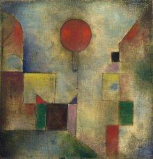 Paul Klee - Red Balloon - 1922