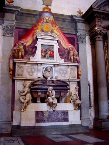 Santa Croce 05 (graf van Michelangelo)