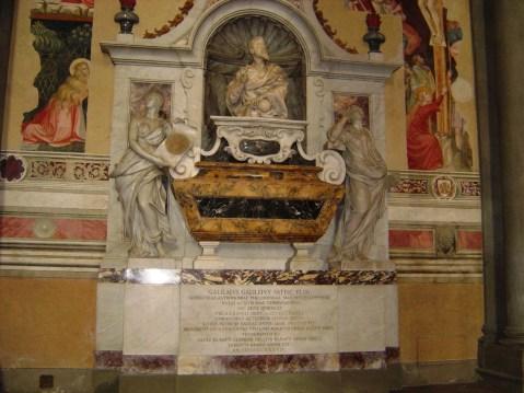 Santa Croce 06 (graf van Galileo)