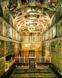 Sixtijnse kapel 06