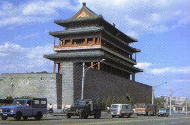 Verboden Stad 21 (Qianpoort)
