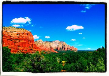 Oak Creek Canyon 24