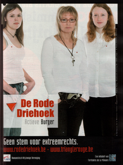 Rode Driehoek in Libelle